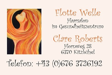 Flotte Welle - Clare Roberts
